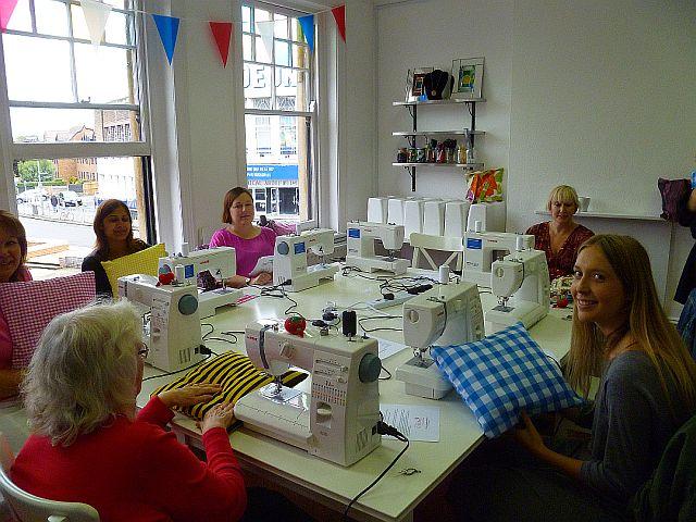 London Free Craft Workshop