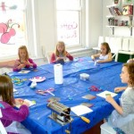 childrens crafts party