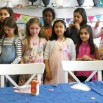 childrens craft party