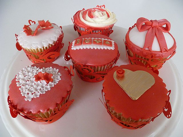 Valentines Cupcake Decorating this Sunday - London Craft ...