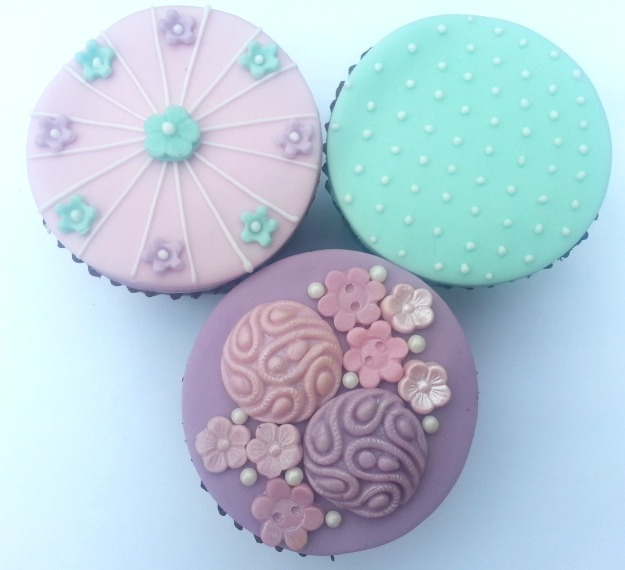 Cake Decorating Classes Greenwich : vintage cup: NEW 798 VINTAGE CUPCAKE DECORATING LONDON